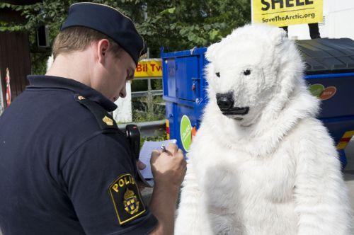 Photo: Christian Åslund/Greenpeace Sweden