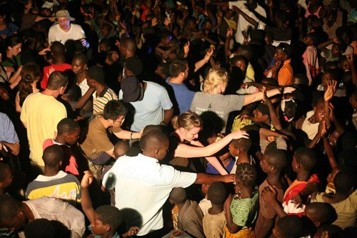 Iris Ministries in Mozambique has a lot of experience in combining the preaching of the Word with the confirmation of miracles.