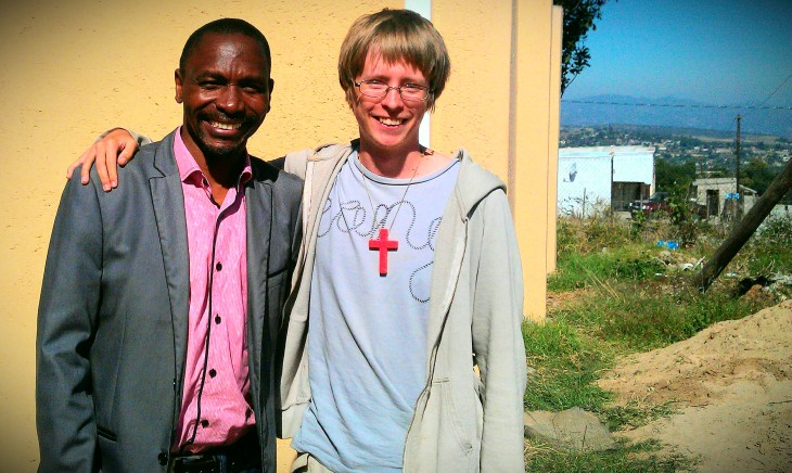Mr Sithole and me