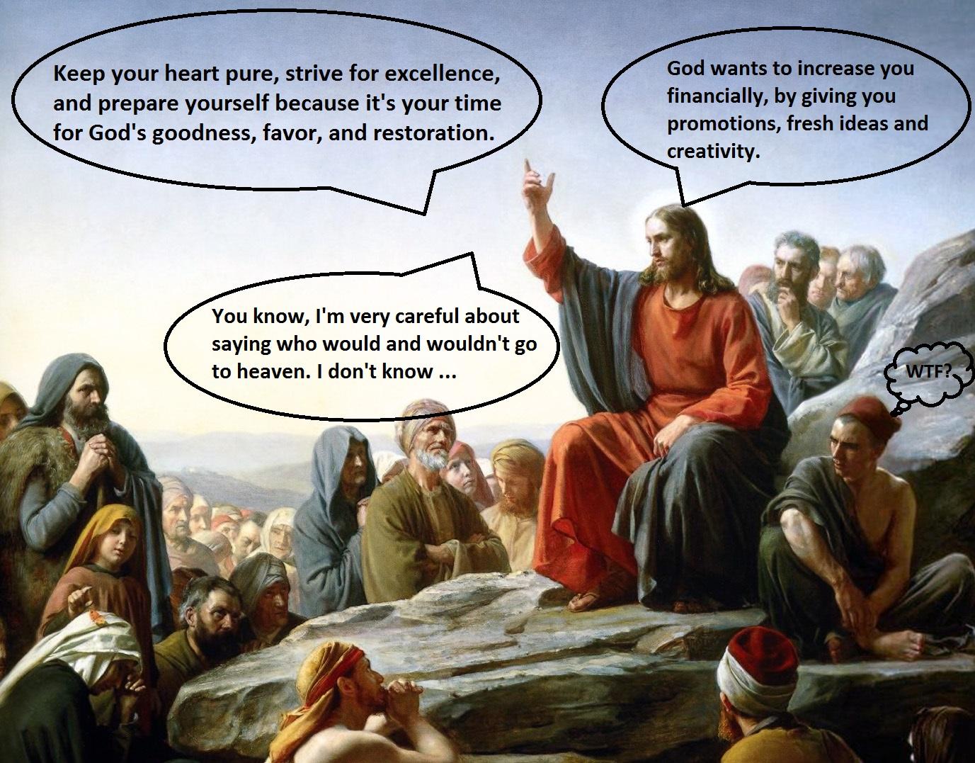 Jesus Osteen