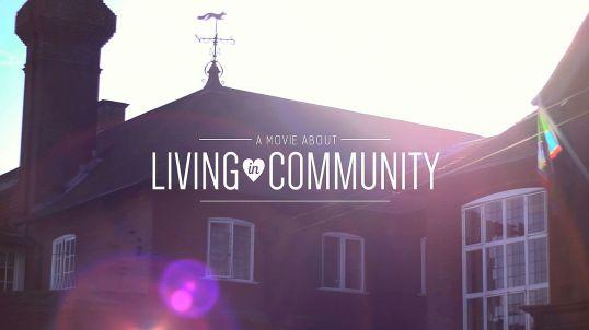 living in community