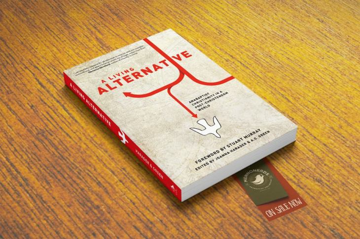 a living alternative book