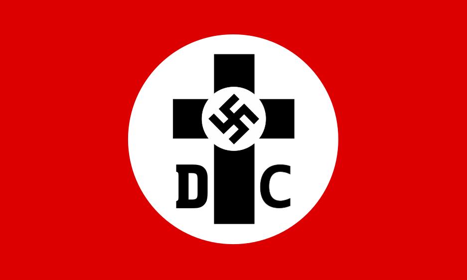 Emblem of the German Christians