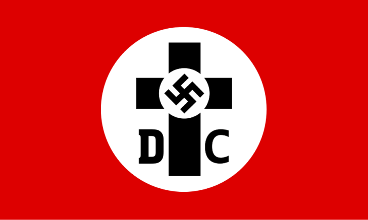 Emblem of the German Christians