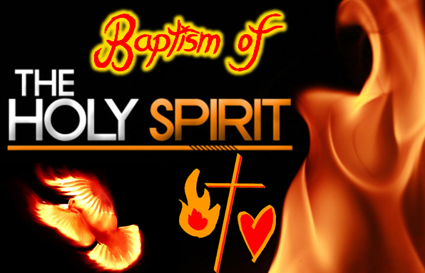 baptism of Holy Spirit