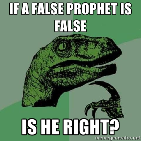 false prophet filisoraptor