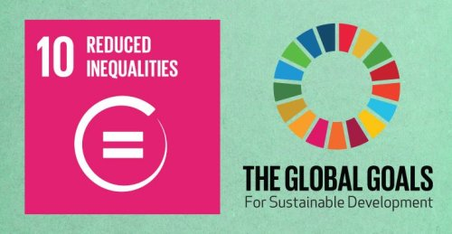 My favourite Global Goal. To fight poverty we also need to fight wealth.