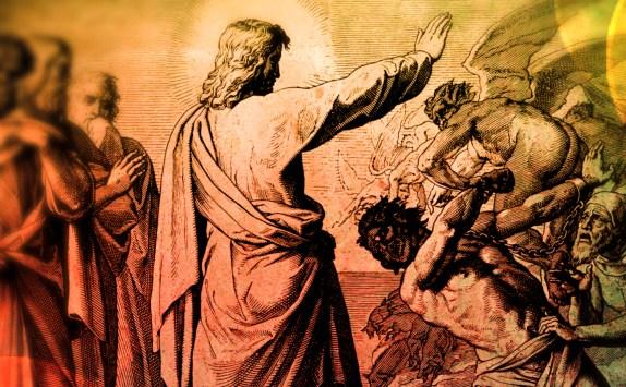 Jesus Exorcism