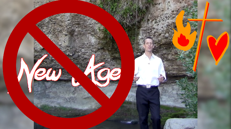 It's Official: Jason Westerfield Preaches New Age