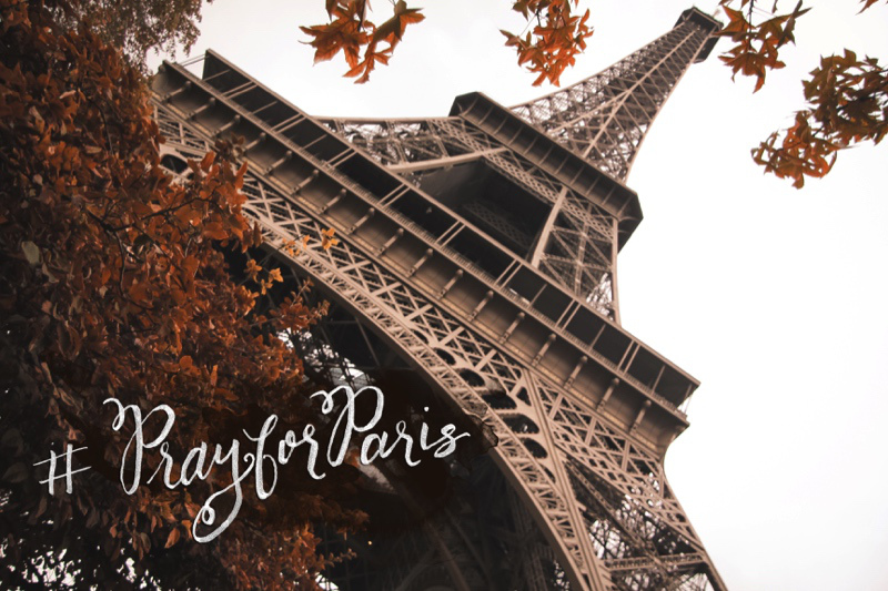 Praying for Paris: Terrorism and Climate Change